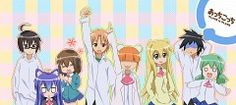 Acchi Kocchi is a cute and funny anime :3