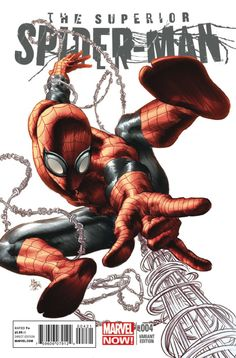 Superior Spider-Man #4 variant