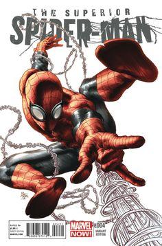 Superior Spider-Man #4 variant