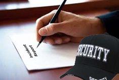 Security Guard Job Certificate Flashcards  Jologs