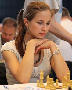 Chess Master Anastasia Gavrilova #chess