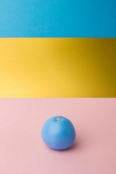 Perception et fruits de couleur - André Britz