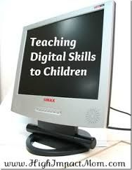 Our children need to learn how, when and where to use technology.
