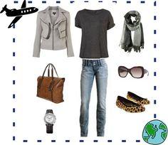 DICAS TOP de como se vestir com conforto para viajar de avião no blog, dicas de looks para viajar,looks para viajar de avião super confortáveis e estilosos