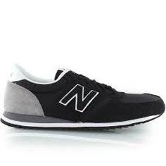 New Balance 420 Black & Grey