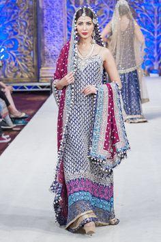 Zainab Chottani Bridal Collection at Weddings of Asia 14