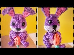 Model created and folded by Campean Petru Razvan. This is a video tutorial about how to make 3d origami Easter egg(model2).Pieces are made from rectangles of...