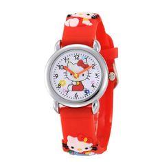 c278d48bc1ea Kid s Rubber Strap Quartz Watch. Reloj Para NiñosRelojes ...
