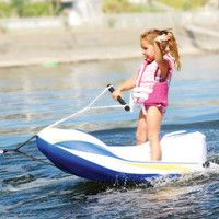 If your little ones want to pick up water skiing, try this water ski trainer!  Available at Marine Center of Las Vegas @boatinglakemead or call 702-434-4405