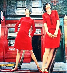 Dutch Avenue September 1966  Photos Paul Huf  Your time machine to Swinging Sixties London!