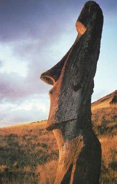 Easter Island. Rapa Nui, Chile.