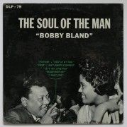 Bobby Blue Bland sealed original THE SOUL  OF THE MAN LP