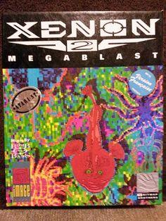 Jeux Atari ST -> Xenon II