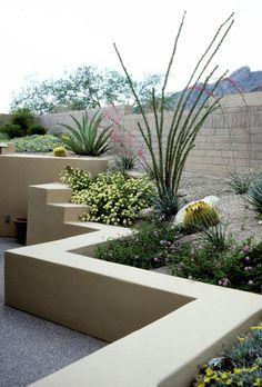 Garden Southwestern Photo