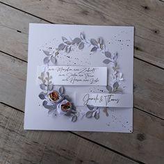 In LIEBE vereint - JA, ich will!!! - Marga's Welt - Schönes zum Schenken Creative, Stampin Up, Joy, Frame, Decor, 3d Picture Frame, Homemade Gifts, Card Wedding, Cash Gifts
