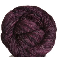 Madelinetosh Tosh Merino Light Yarn - Night Bloom