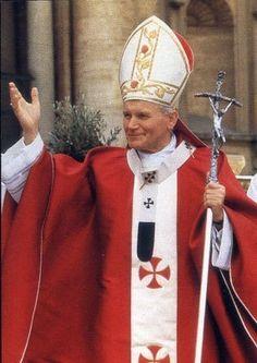 Juan Pablo II... ¡Cuánto tenemos que agradecerte!