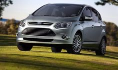 New CMax Ford Hybrid. Goodbye gas pump!