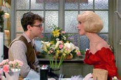 Couple's costume - Seymour & Audrey from Little Shop of Horrors 80s Movies, I Movie, Halloween 2018, Halloween Costumes, Halloween Ideas, Ellen Greene, Little Shop Of Horrors, Musical Theatre, Old Hollywood