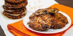 Low Carb Orangen-Schoko Kekse (Orange Chocolate Chip Cookies)