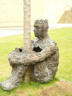 Yorkshire Sculpture Park. Summer 2011