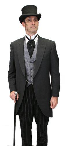 Victorian Mens Black Wool Felt Top Hat   Dickens   Downton Abbey   Edwardian    Deluxe John Bull Top Hat - Black