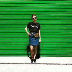 ✨ZEIT FÜR LAMETTA!✨ Auf dem Blog gibt's heute ein neues Outfit - plus ein paar…