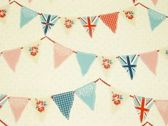 Bunting swatch