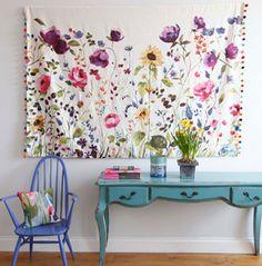 Hmm modern tapestry ay... sick of my big blank wall...