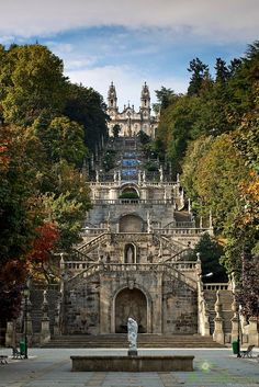 Portugal - Our Lady of Remedies, Lamego