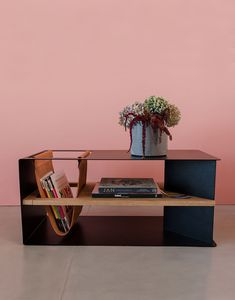 Oak Shelves, French Oak, Small Tables, Reading Nook, Simple Pleasures, Make Time, Own Home, Tan Leather, Furniture Decor