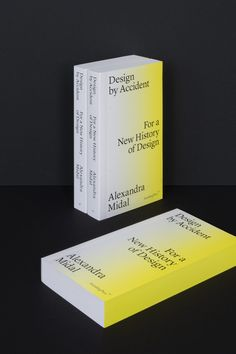 Alexandra Midal declares the autonomy of design. She proposes not only a counterhistory but a new historiography of design, shedding light on. Book Cover Design, Book Design, Stationery Design, Branding Design, Typography Layout, Publication Design, Book Layout, Photoshop Design, Magazine Design