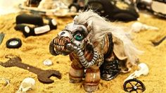 MAD MAX: FURY ROAD My Little Pony Because Of Course