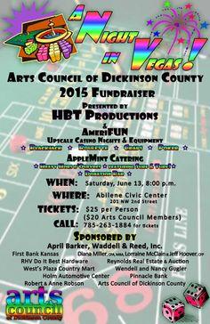 Abilene Kansas App News Center: ACDC 2015 Fundraiser