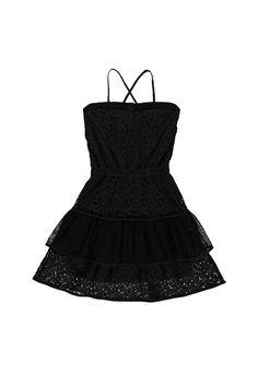 Jr Fiona dress, 11816, Designer Remix, Little Remix, Blonde kjole, kjole med stropper, barneklær, ungsdoms klær, klær for tenåringer | Ask'n Foyn