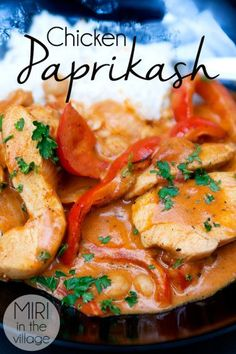 Kosher recipes | Chicken Paprikash made kosher!