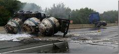 Sind unsere Autobahnen gefährlich?: A1 in Flammen!