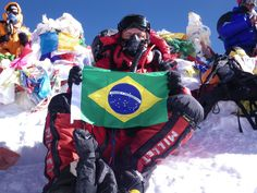 #manoelmorgado #ospreybrasil #everest South America, Continents