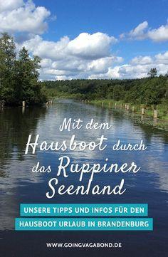 Mit dem Hausboot durch Brandenburg – unsere Tipps und weitere Infos für einen Hausboot Urlaub in Brandenburg