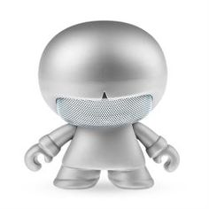 Show details for Xoopar Boy Bluetooth Speaker - Silver  Range of colours available