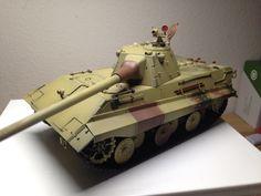 1/35 E50 tank