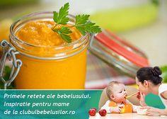 Astazi iti propunem sa incerci piureul de cartof dulce si dovlecel. Se poate da la bebelusi dupa 6-7 luni.