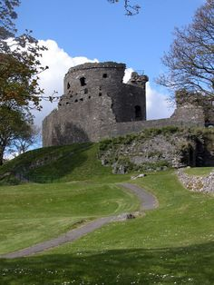 Dundrum Castle....Visit while staying at the Burrendale Hotel and learn the story of John De Courcy.