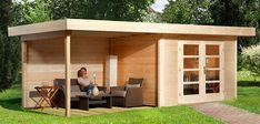 Modern Outdoor Sheds with New Purpose