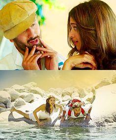 Tamasha Deepika Padukone Ranbir Kapoor Deepika Padukone, Acting Skills, About Time Movie, Corsica, Bollywood Stars, Queen Of Hearts, Hair Highlights, Movie Quotes, Persona