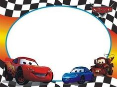 Birthday Party Invitations Free, Birthday Clipart, Birthday Photo Frame, Birthday Photos, Disney Cars, Auto Party, Monster Truck Birthday, Car Themes, Cars Birthday Parties