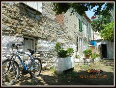 Sarti, village in Sithonia