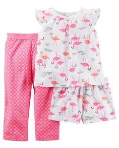 Pijama 3 piezas Carter's