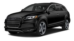 "Audi SUV (""Christian opens the passenger-side door to the black Audi SUV, and I clamber in.  It's a beast of a car."" p.80)"