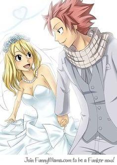 17 Best nalu wedding images | Nalu, Natsu, lucy, Fairy ...